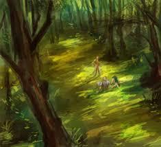 background draw
