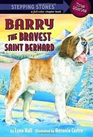 barry the bravest saint bernard