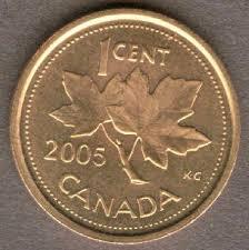 canada cent
