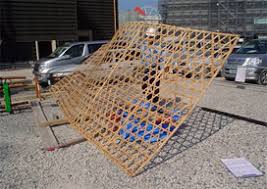 bamboo mesh