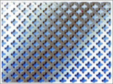 decorative metal sheet