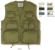 multi pocket vests