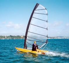 dinghy sailing boat