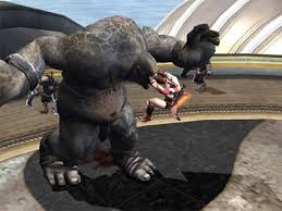 god of war ps2 games