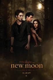 new moon movie official poster