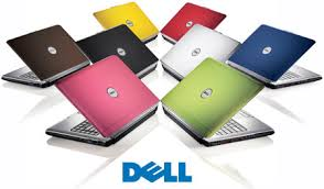 dell laptop colors