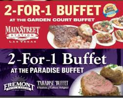 buffet coupons