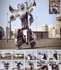 robots transforming