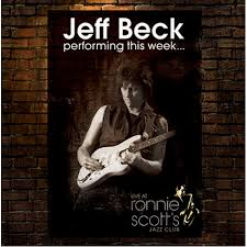 jeff beck live at ronnie