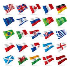 flags og the world