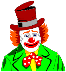 free clown pictures
