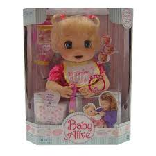 babyalive doll