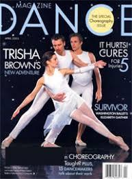 magazines dance