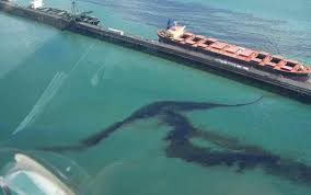 queensland oil spill