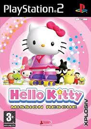 ps2 hello kitty