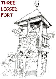 fort playhouses