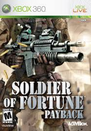 soldier of fortune xbox