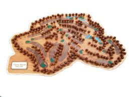 augusta golf course layout