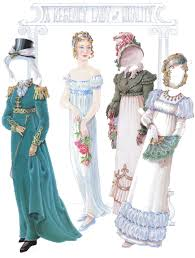 historical paper dolls