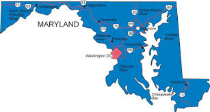 picture of the state of maryland