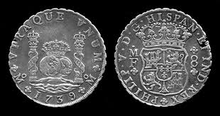 spanish pieces of eight