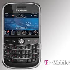 blackberry mobile handset