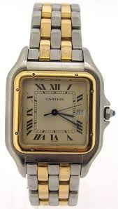 cartier panther watch