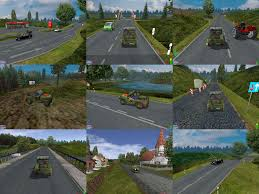 3d driving simulator 2008