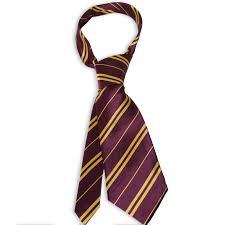 Gryffindor Economy Tie