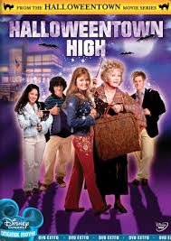 halloween town high
