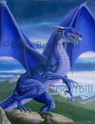 blue dragon gallery