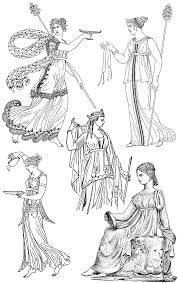 ancient greeks clothing