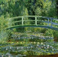 monet bridge painting