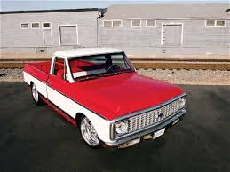 chevy truck 72