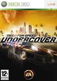 need for speed undercover xbox