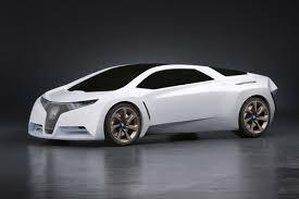 honda fc concept car