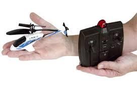 model helikopter
