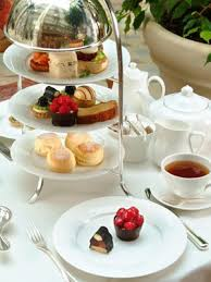 afternoon tea images