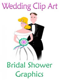 bridal shower clip art