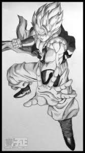 drawing dragon ball z