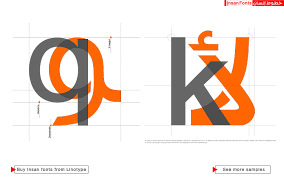 insan font