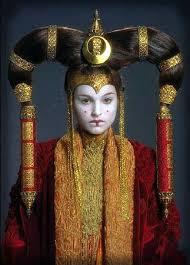 queen amidala dress