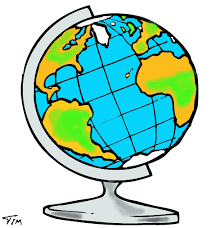 drawings of the earth