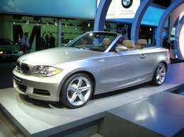 bmw 1 series convertible white