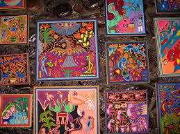 mexican folk art painting
