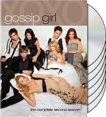gossip girl dvd 2