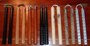 bruce lee weapons