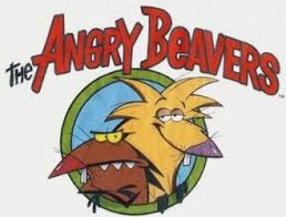 angry beavers characters