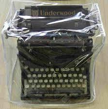 ribbons typewriter