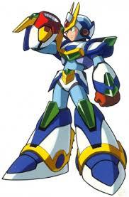 megaman x armor